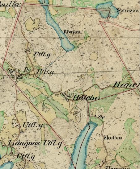 karta hålebo