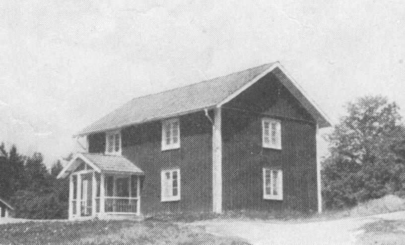 hålebo västergård 1938